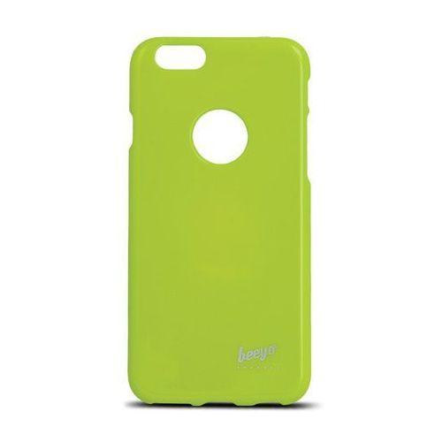 Brokatowa nakładka etui beeyo Spark do iPhone 5 / 5S zielona, GSM013363
