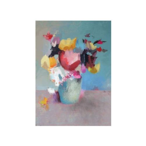 Consalnet Kanwa kwiaty w wazonie 50 x 70 cm (5903011053292)