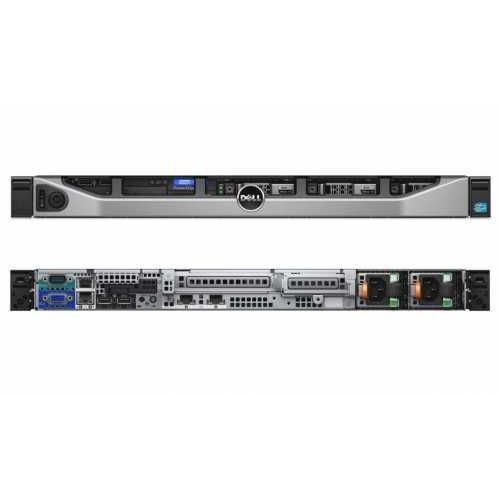 Serwer  poweredge r430 e5-2620v4/16gb/ssd120gb/h730/ 3y nbd marki Dell