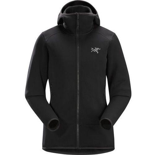 Arc'teryx kyanite kurtka kobiety czarny xl 2018 kurtki polarowe