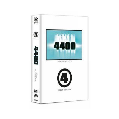 4400 - sezon 4 (DVD) - Nick Gomez, Leslie Libman, kup u jednego z partnerów