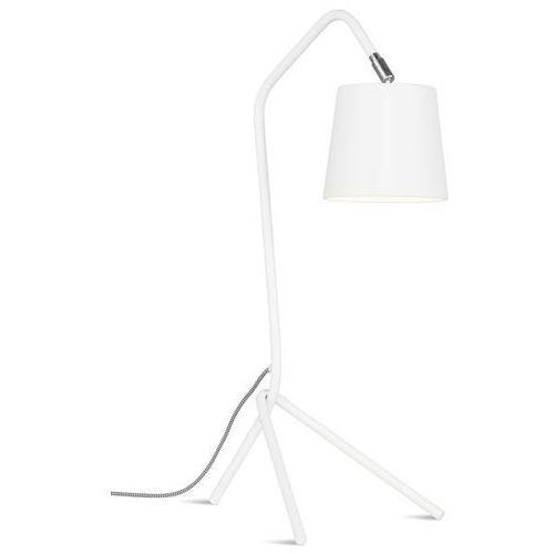It's About RoMi Lampa stołowa Barcelona biała 42x25x59cm BARCELONA/T/W, BARCELONA/T/W