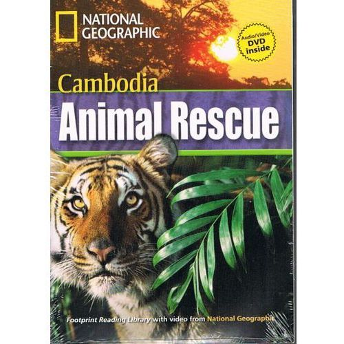 The Footprint Reading Library. Cambodia Animal Rescue. (opr. miękka)