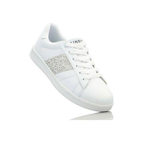 Sneakersy biały, Bonprix, 36-44