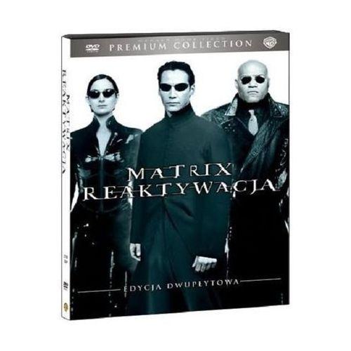 Matrix reaktywacja (2xDVD), Premium Collection (DVD) - Andy Wachowski, Larry Wachowski DARMOWA DOSTAWA KIOSK RUCHU (7321909286481). Najniższe ceny, najlepsze promocje w sklepach, opinie.