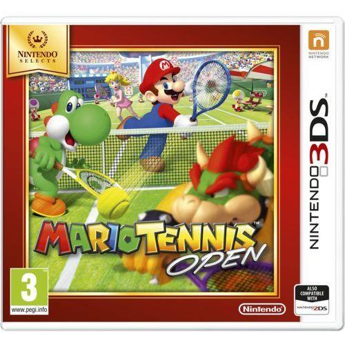 Nintendo gra 3DS Mario Tennis Open (Select)