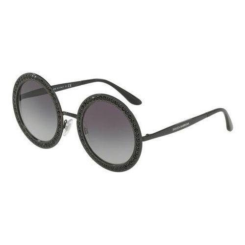 Okulary słoneczne dg2170b 01/8g marki Dolce & gabbana