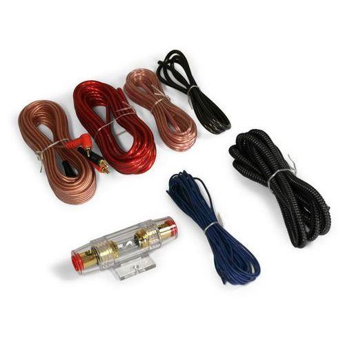 Zestaw kabli samochodowych - pozłacany Cablekit Car 60A AGU
