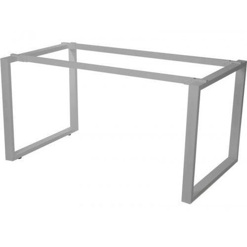 Stelaż ramowy stołu, noga profil 60x30 mm, WT-131, 3 wymiary, kolor aluminium