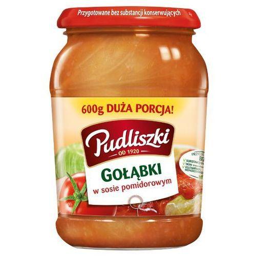 600g gołąbki w sosie pomidorowym marki Pudliszki