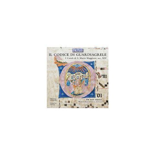 Il Codice Di Guardiagrele - The Chorals Of S. Maria Maggiore, XIV Wiek