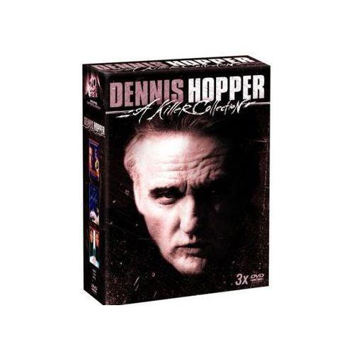 Gwiazdy kina: Dennis Hopper: Speed, Blue velvet, Black widow (3xDVD) - David Lynch, Bob Rafelson, Jan de Bont
