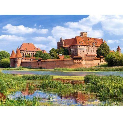 Puzzle 3000 Zamek w Malborku - Polska CASTOR (5904438300211)