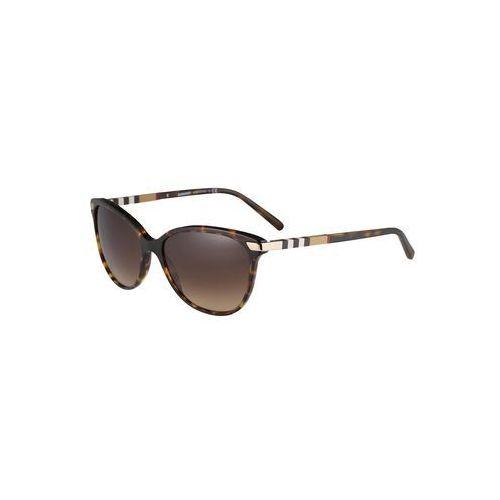 BURBERRY Okulary przeciwsłoneczne brązowy, kolor brązowy