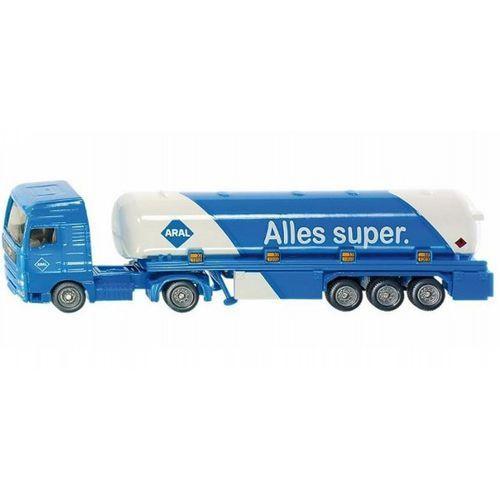 Siku 16 - ciężarówka z cysterną