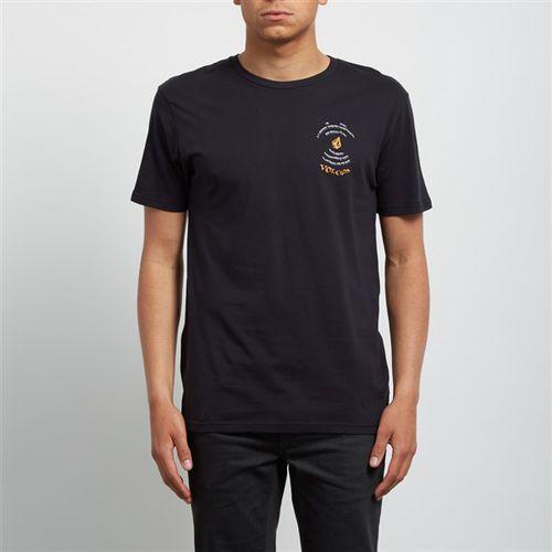 Koszulka - comes around bsc ss black (blk) rozmiar: m marki Volcom