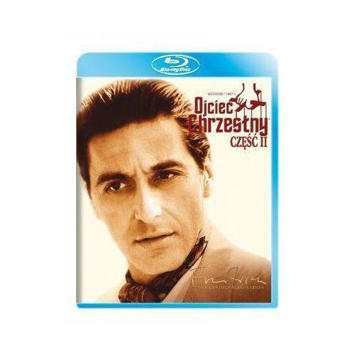 Ojciec chrzestny ii - odnowiona edycja marki Blu-ray disc