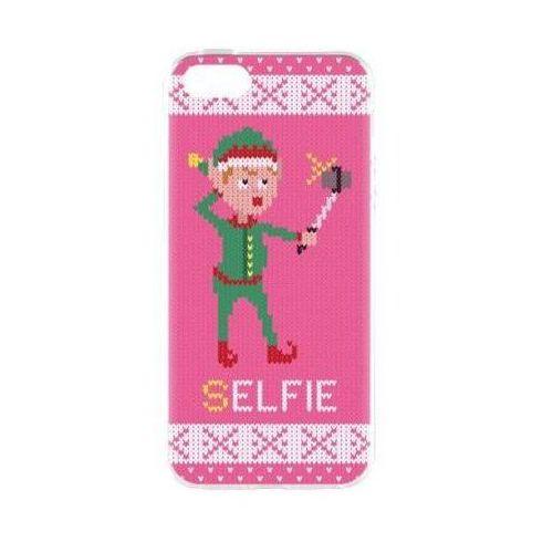 Etui FLAVR Case Ugly Xmas Sweater Selfie Elfie do Apple iPhone 5/5s/SE Wielokolorowy (27425) (4029948055497)