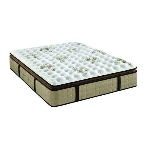 Stearns & foster Luksusowy materac sprężynowy estate pillow top 200x200 cm (0748369024328)