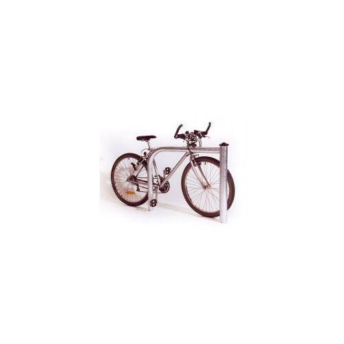 """Barierka na rowery i skutery typu """"merkury"""" - powierzchnia ocynkowana ogniowo marki Procity"""