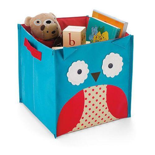 - pudełko zoo sowa jumbo marki Skip hop