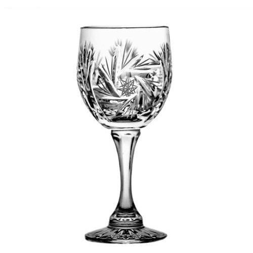 Kieliszki do sherry likieru kryształowe 6 sztuk (0202), 0202