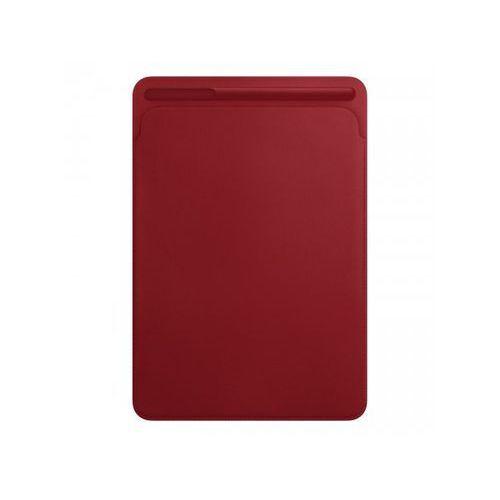 Apple leather sleeve for 10.5 inch ipad pro - red mr5l2zm/a >> bogata oferta - super promocje - darmowy transport od 99 zł sprawdź!