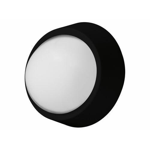 Livarno® lampa ścienna led, 1 sztuka (owalny/czarny)