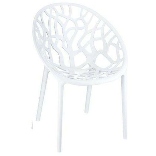 Krzesło Girona białe