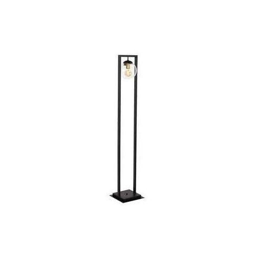 Luminex rey 850 lampa stojąca podłogowa 1x60w e27 czarny