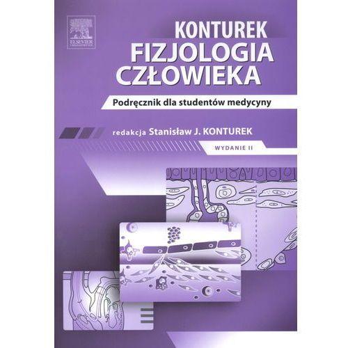 Fizjologia człowieka. Konturek. Podręcznik dla studentów medycyny (9788376096735)