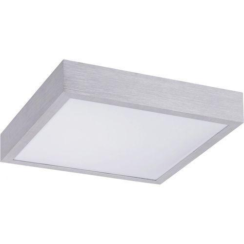 Plafon lampa sufitowa Rabalux Conor 1x18W LED szczotkowane aluminium 5885 (5998250358857)