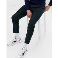 trousers in blackwatch check - black marki Mennace
