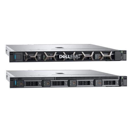 Dell Serwer r240 4x lff 3,5 intel xeon e-2136 6(12)-core 3.3ghz / ram 16gb ddr4 / ssd 2x 240gb hot plug / sprzętowy sas raid5 perc h330