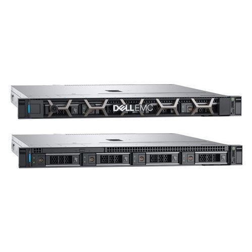 Serwer r240 4x lff 3,5 intel xeon e-2124 4-core 3.3ghz / ram 8gb ddr4 / dyski hot plug / perc s140 marki Dell