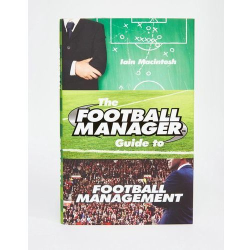 The football manager guide to football management book - multi wyprodukowany przez Books