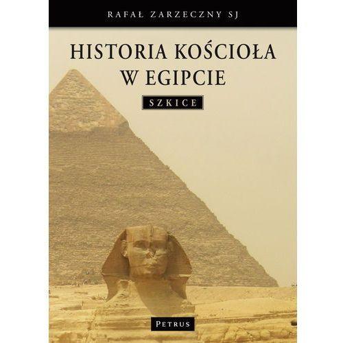 Historia Kościoła w Egipcie . (9788377200261)