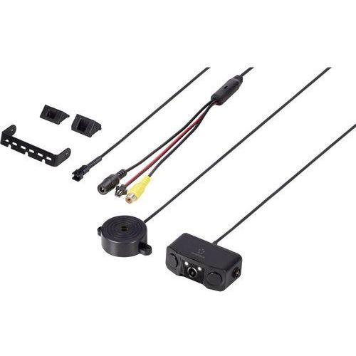 Kamera cofania- przewodowa Renkforce, Miejsce montażu: Tył, Sygnalizacja: optyczna, akustyczna