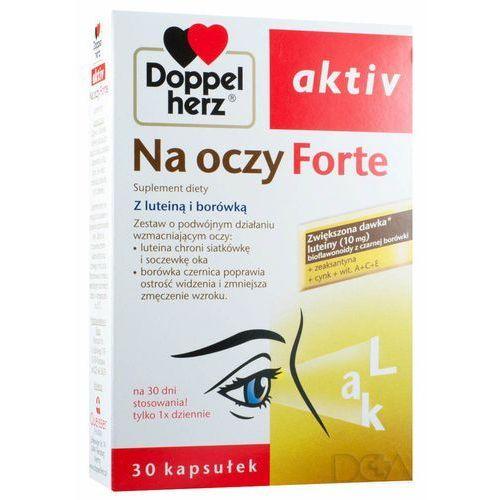 Doppelherz aktiv Na oczy Forte kaps. - 30 kaps. (4009932577648)