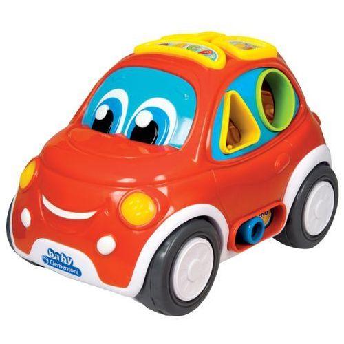 Clementoni 60930 baby autko sorter kształty i kolory 10m+ (8005125609307)