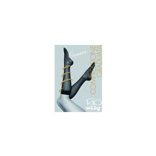 Podkolanówki przeciwżylakowe damskie 140 den, ucisk 18-22 mmhg, soft multifibra - antistress marki Antistress (włochy)