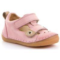 sandały dziewczęce 21 różowe marki Froddo