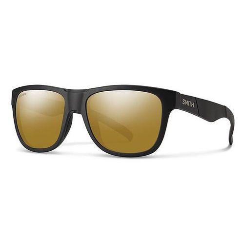 Smith Okulary słoneczne lowdown slim/dl polarized 807/qe