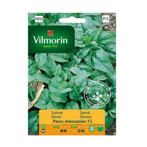 Szpinak PARYS MIESZANIEC F1 nasiona tradycyjne 5 g VILMORIN (5907617321717)
