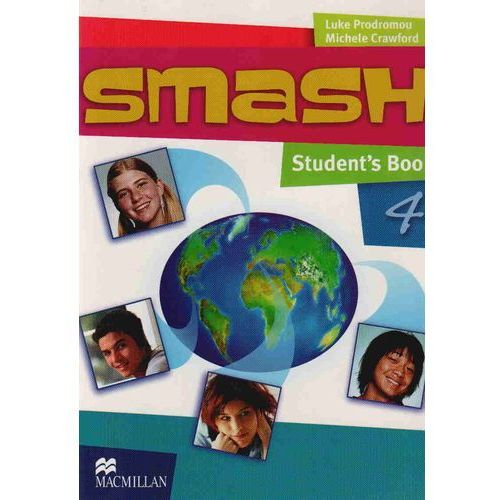 Smash 4 Student's Book (144 str.)