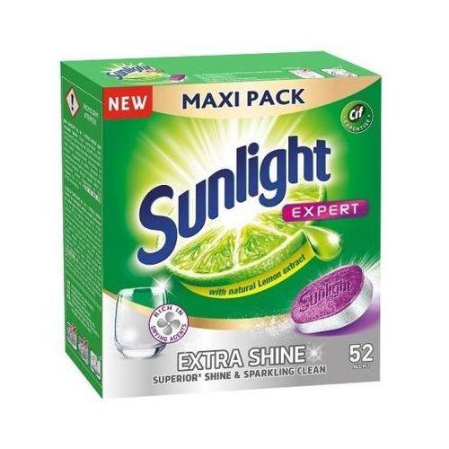 Sunlight Tabletki do zmywarek Extra Shine 1 op.-52szt
