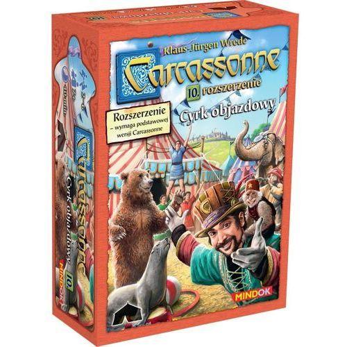 gra carcassonne cyrk objazdowy marki Bard