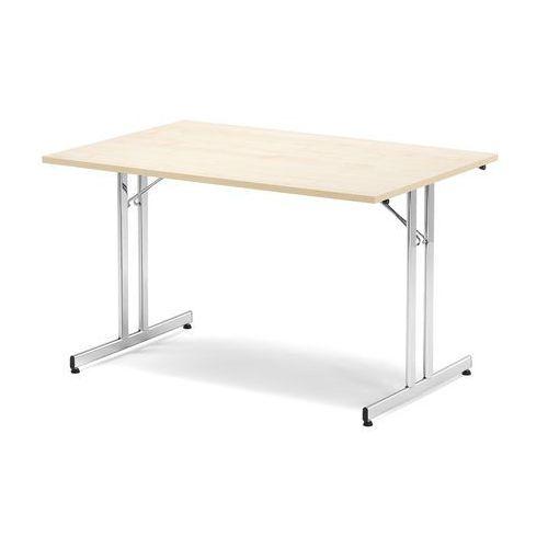 Aj produkty Stół konferencyjny emily, składany, 1200x800x720 mm, brzoza, chrom