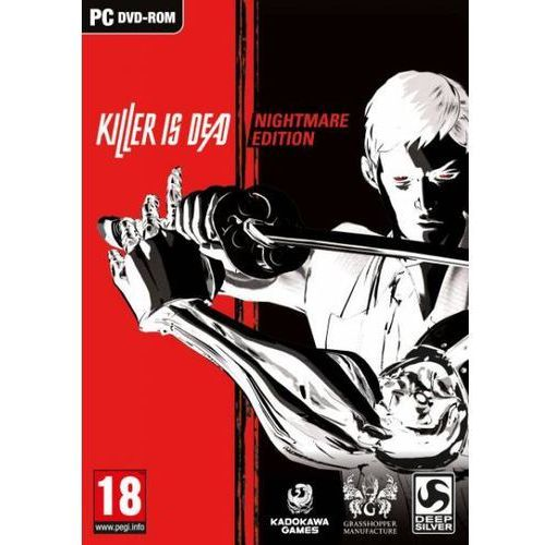 Killer is dead Nightmare Edition (PC)