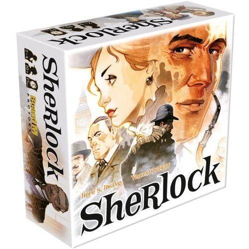 Gra Sherlock - DARMOWA DOSTAWA OD 199 ZŁ!!! (5900221003017)
